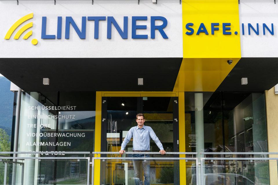 Markus Lintner Safe.Inn Front